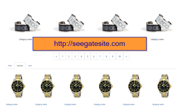 seegate-bootstrap e-commerce bootstrap theme preview 4