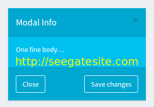 How To Resolve Multiple Modal Dialog Scrollbar In Bootstrap V.3.3.5