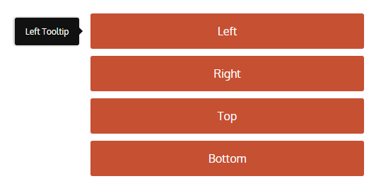 Tooltip Formstone Is Free Jquery Plugin To Show Tooltip Bar