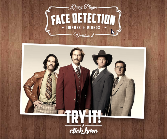 Jquery Face Detection Is Smart Free Jquery Plugin