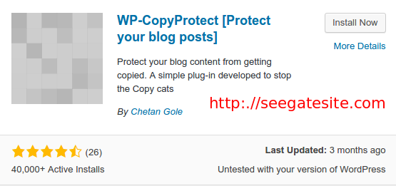Protect Your Content With Anti Copy Paste Plugin Wp Copy Protect
