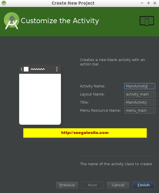 Customize Activity Learning Android Create Simple Calculator Applications For Beginners