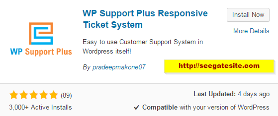 Easy Way To Add Light WordPress Support Ticket Plugin