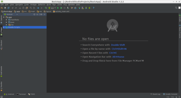 Android Studio Layout For Begginer