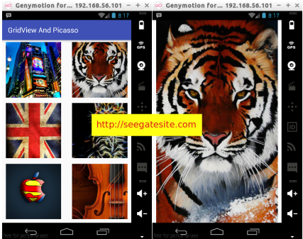Android Tutorial – Display Image To Android Gridview From