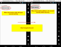 Switch Between Activity Tutorial Android For Begginer