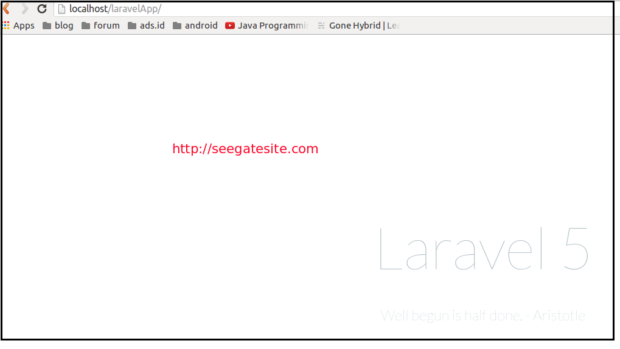 Best Way Eliminate Public Folder In The URL Laravel 5