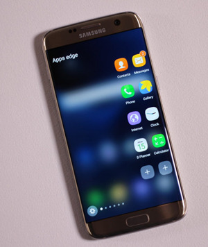Samsung Galaxy S7 Edge The Best Samsung Smartphone List 2016