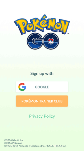Sign Up With Google Account Easily Download And Install Pokemon Go On Android In Unregistered Country
