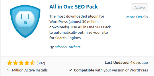 Using All In One Seo Pack WordPress Properly To Increase Website Traffic