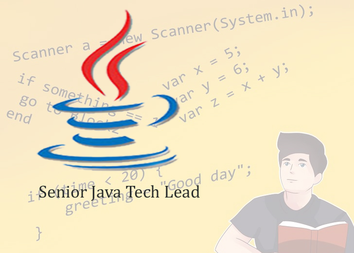 Senior Java Tech Lead