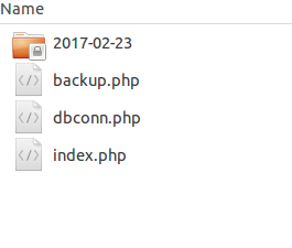 Bulk Mysql Database Backup With Php