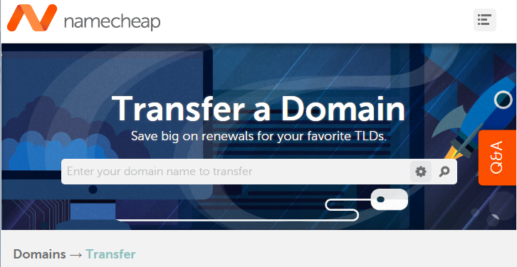 Transfer Domain Name Migrate Domains To Namecheap Tips