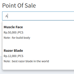 Autocomplete Item On Point Of Sale System Tutorial Build Point Of Sale In Php Pdo Jquery And Adminlte