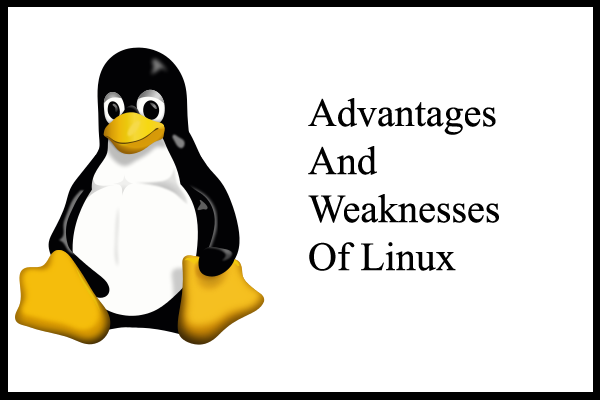Advantages And Weaknesses Of Using Linux For Office Agencies