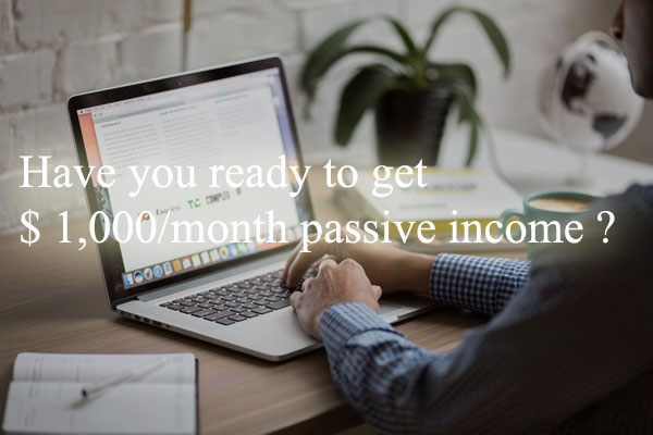 Transfer Your Hobby To $1000 Passive Income Every Month