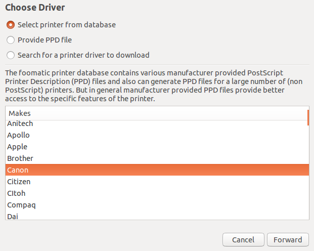 How To Install Driver Printer On Lubuntu