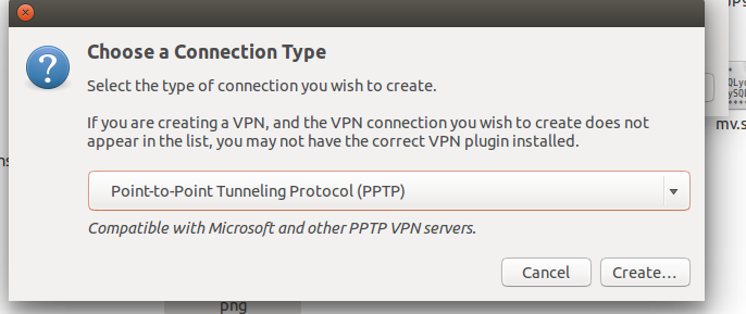 Point To Point Tunneling Protocol How To Create Pptp Vpn On Ubuntu Via Terminal