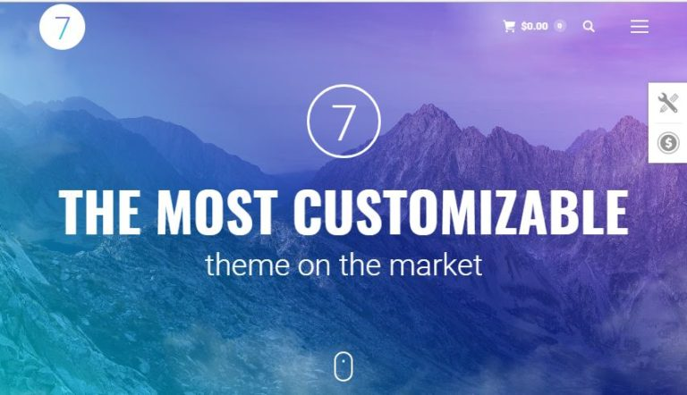 The7 Wordpress Theme Reviews
