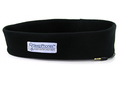 AcousticSheep SleepPhones best Noise Cancelling Headphones For Sleep