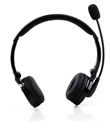 CISNO Trucker Driver Bluetooth A2DP Music Stereo Crystal Voice Headset