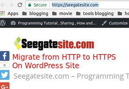 How Migrate From HTTP To HTTPS On Cpanel And WordPress Site For Beginner Min