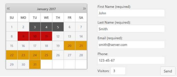 Booking Calendar WordPress Booking Plugin Min
