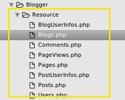 Php Tutorial Google Service Api For Blogger Using Php