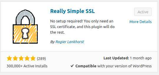 Really Simple Ssl WordPress Plugin Min