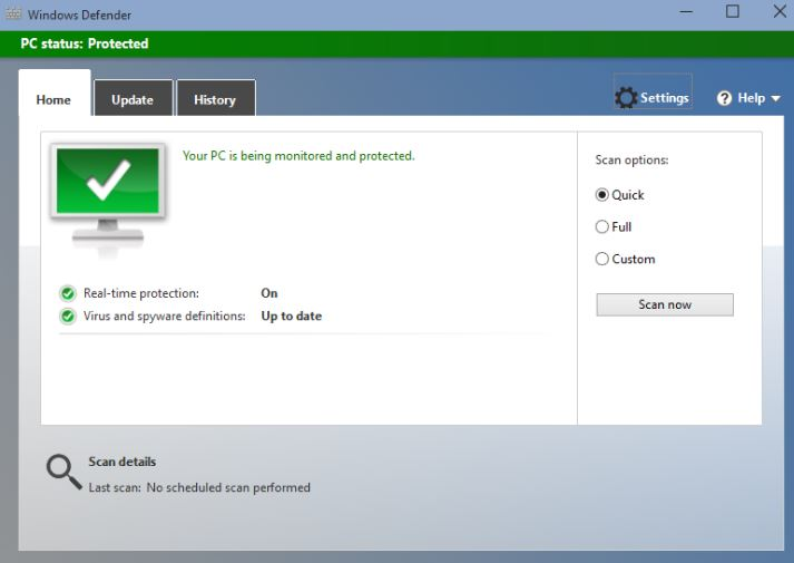 You Should Use Windows Defender As The Only Antivirus in Windows 10 min