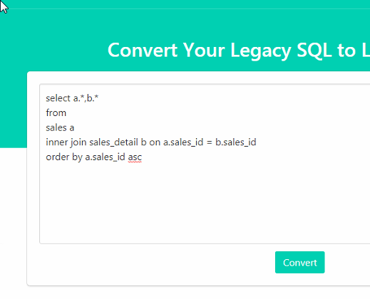 How To Convert Mysql Raw To Object Builder In Laravel.png Min