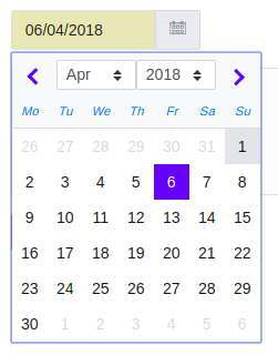 Tutorial Change Date Format Datepicker Ng Bootstrap Angular 5