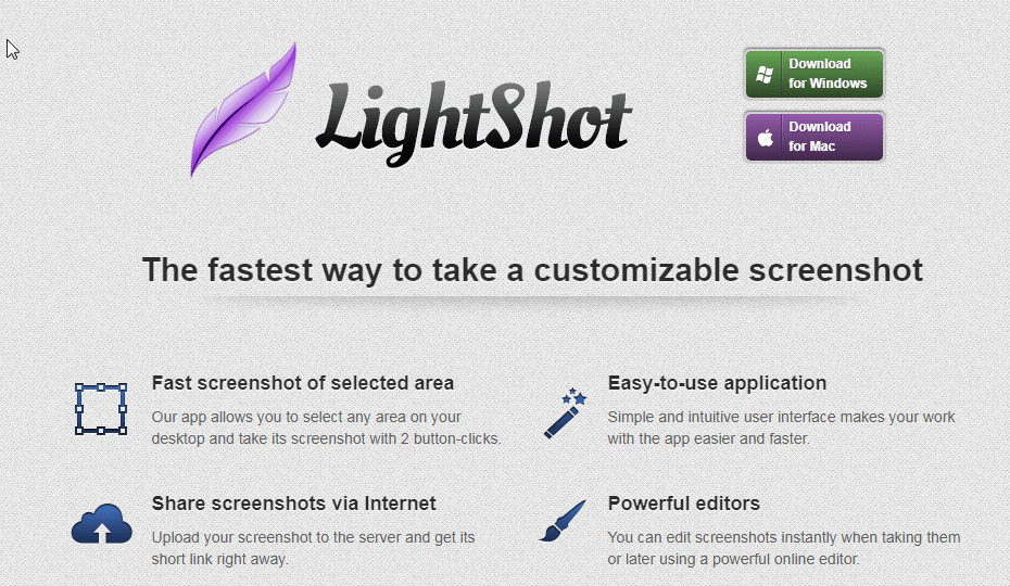 Lightshot Screenshot Tool For Mac And Windows Min