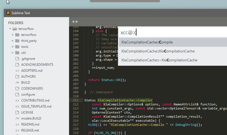 Sublime Text Best Text Editor For Linux Programmer Min