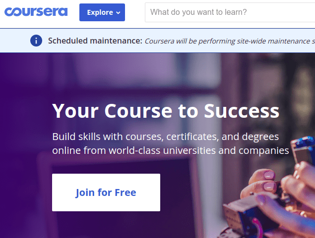 Coursera Programming Online Course Min