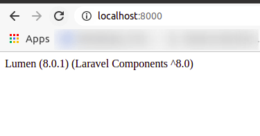 Laravel Lumen Configuration Server
